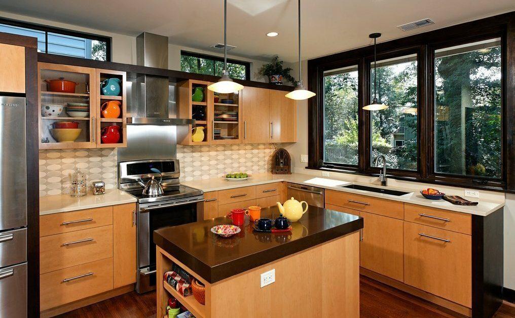 Как функционально оформить кухню?