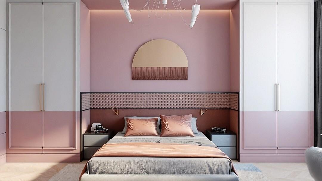 Верхние оттенки, которые вы должны попробовать для спальни в 2020 году