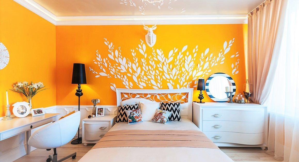 Осветлите свой домашний декор модным медом желтого цвета