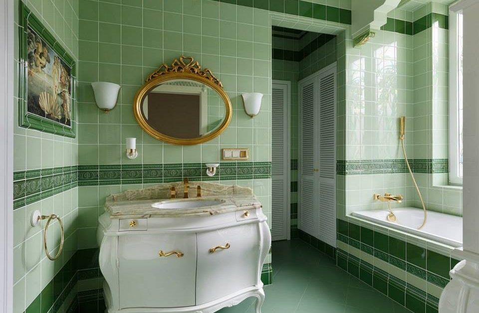 Какая плитка лучше всего подходит для ванной комнаты?