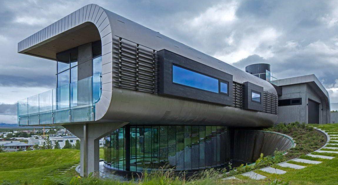 Как будут выглядеть дома будущего?
