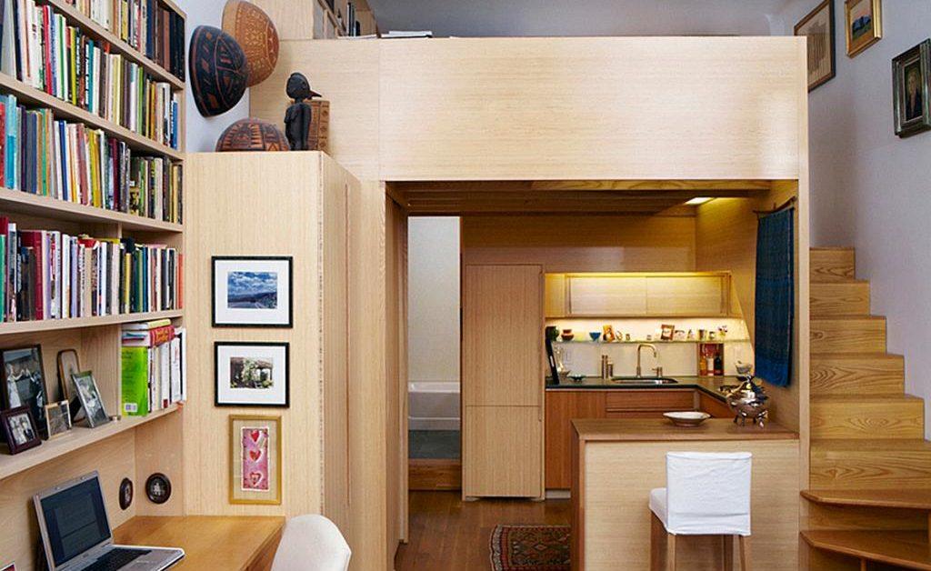 Советы эксперта при максимизации малых домашних жилых пространств