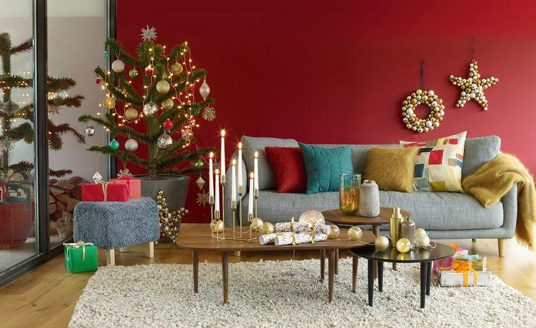 Тенденции рождественского декора