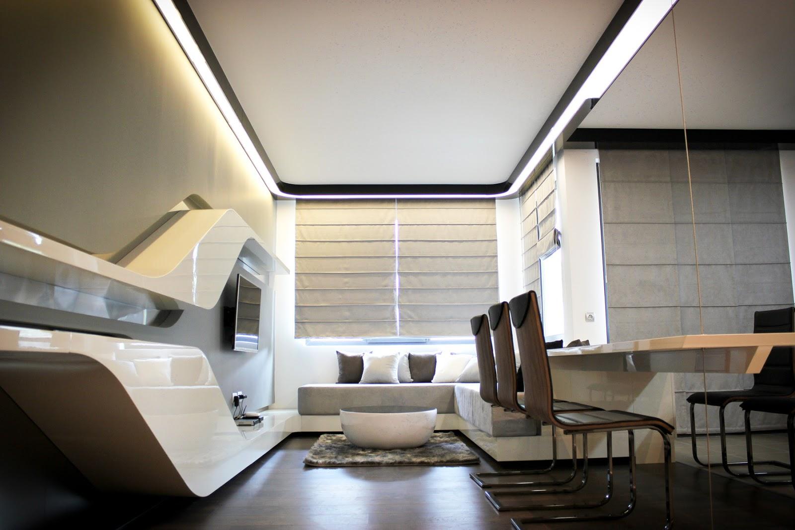 Отличный проект современного дизайна от Applegate & Tran