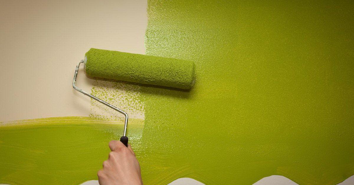 Тип красок, которые вы можете использовать в своем доме