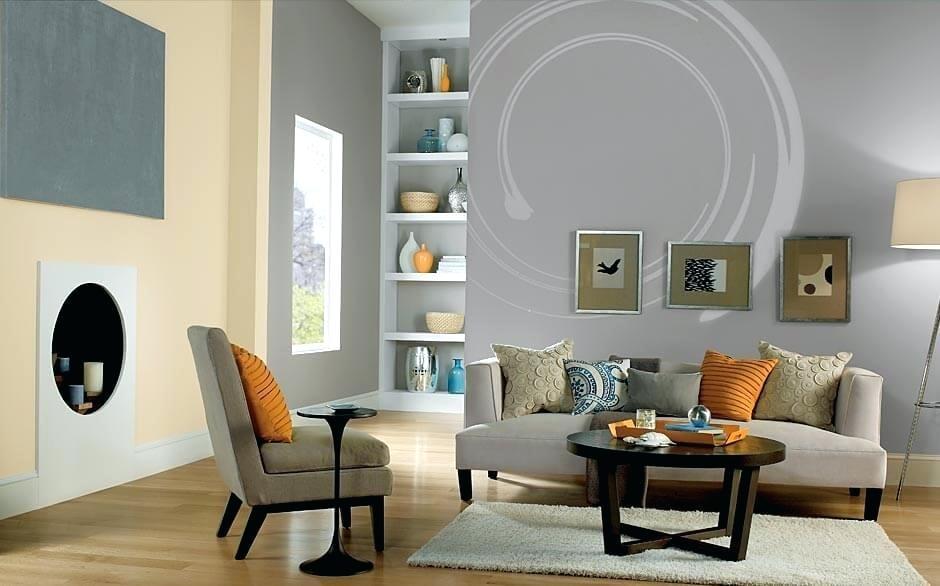 Ремонт квартиры: Идеальные цвета для перекраски гостиной