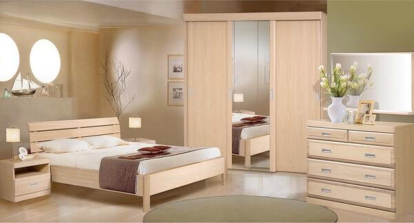 Факторы, которые следует учитывать при покупке мебели для спальни